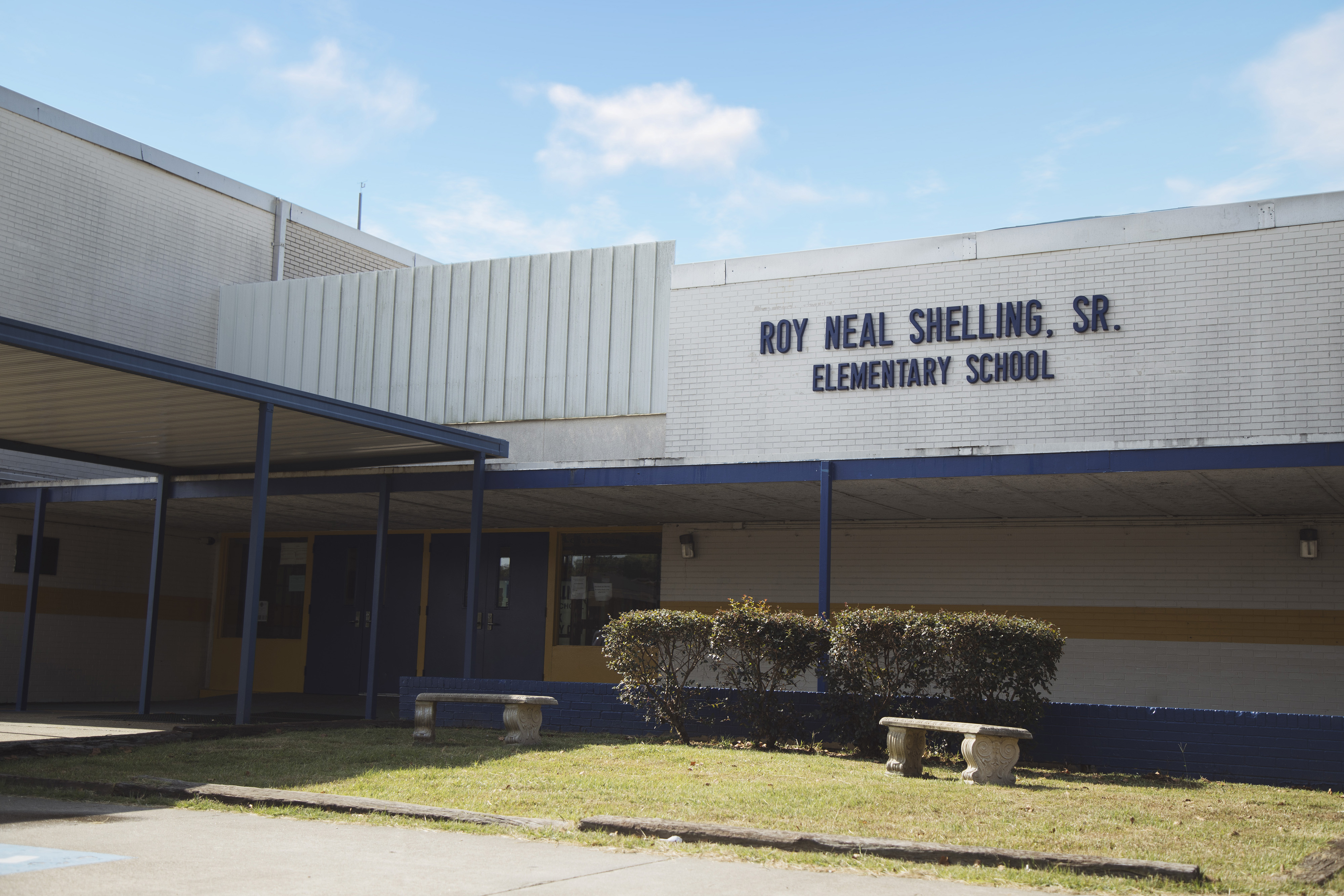Roy Neal Shelling Elementary School Image